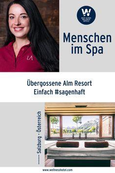 Eine echte Powerfrau – überzeuge Dich selbst! Seit 2019 ist Mareike nun schon im Übergossene Alm Resort – um Gäste zu begeistern und sagenhafte Urlaubsmomente zu schaffen. Mehr über Mareike kannst Du in unserem Blog lesen. Spa, Salzburg, Hotels, Blog, Reading, Blogging