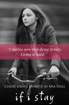 denisewy: Chloe Grace Moretz as Mia Hall for If I Stay Movie (fan art)