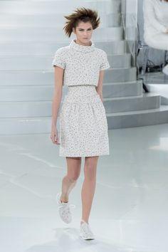 Défilé Chanel Haute Couture Printemps-Eté 2014 © PixelFormula. #PFW #Chanel #HauteCouture