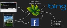 Turn Your Photos Into Panoramas And 3D Images With Microsoft Photosynth #photo effects #3d #panorama #pictures