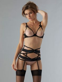 Rita Waspie by Myla - A lovely, strappy number.