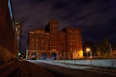 The Brewery Memphis TN by Connor Robinson