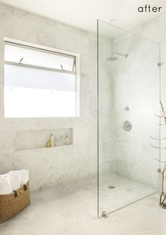 Doorless Glass Showers Yay or Nay?
