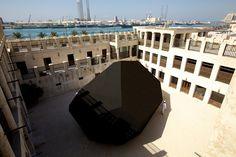 Infinite rock, Sharjah, 2013
