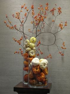Fall Decor is Bittersweet Thanksgiving Decorations, Seasonal Decor, Halloween Decorations, Fall Decorations, Fall Table Centerpieces, Easter Centerpiece, Centrepieces, Thanksgiving Table, Easter Decor