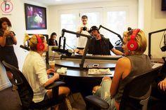 Chanel West Coast on bompopradio!!  #chanel #chanelwestcoast #radio #hollywood #california  #interview
