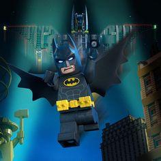 "LEGO Batman (@reallegobatman) på Instagram: ""Comin' in  for my world tour! #LEGOBatmanMovie"""