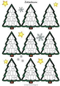 There is also a Christmas spirit in math lessons. - There is also a Christmas spirit in math lessons. I have created a batch of worksheets with number - Christmas Math Worksheets, Kindergarten Math Worksheets, Christmas Activities, Math Resources, Teaching Math, Math For Kids, Fun Math, Math Games, Math Activities