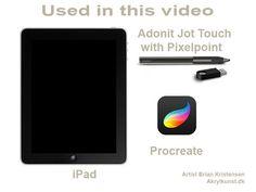 ▶ Draw hand in Procreate on iPad - YouTube
