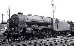BR 46157 - The Royal Artilleryman Steam Trains Uk, Steam Railway, British Rail, Model Trains, Toy Trains, Steam Engine, Steam Locomotive, Birmingham, Engineering