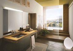 Loft78 Get Inspired, visit: www.loft78.com Home sweet home! Badezimmer als Wellnessoase. Besonderes Waschbecken mit Glasboden kombiniert mit Altholz. #interiordesign #interior #interiors #house #home #design #architecture #decor #homedecor #luxury #luxus #love #archilovers #casa #loft78 #individuell #ideen #planung #inneneinrichtung #luxus #innenarchitektur # #rosenheim #münchen #salzburg #amazing #love #living #wohnen #bad #waschbecken #bad #dusche #shower #relax #lago #lagodesign