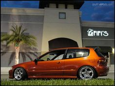 Rusty Civic
