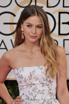 Melissa Benoist – 73rd Annual Golden Globe Awards in Beverly Hills 10.01.16