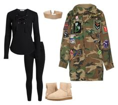 """""""Untitled #790"""" by sheed-fashionaddict on Polyvore featuring UGG, Levi's and Marc Jacobs"""