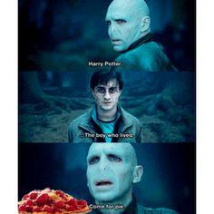 harry potter comics   25 HILARIOUS Harry Potter Comics!   Smosh - Polyvore