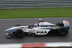 Jan Lammers Tyrrel F1