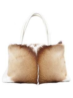 Angie Springbok Handbag