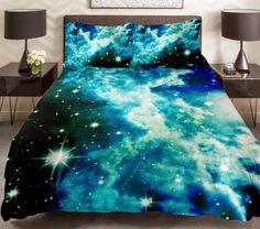 Beautiful galaxy bedroom set
