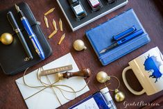 Goulet Pens Blog: 10 Gifts For The Fountain Pen Enthusiast
