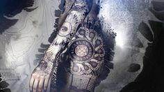 3 Jane's tattoos are beautiful, artistic and extraordinary. They immediately…