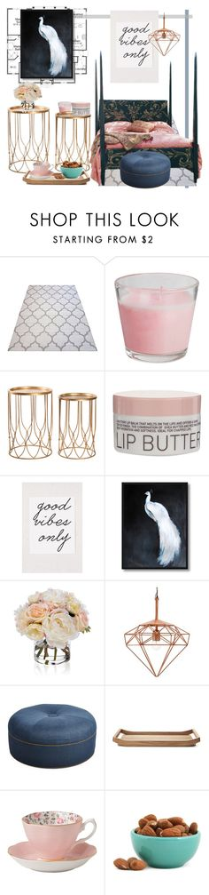 """""""Untitled #769"""" by anja-pixie-jovanovic on Polyvore featuring interior, interiors, interior design, home, home decor, interior decorating, Korres, Diane James, Georg Jensen and Royal Albert"""