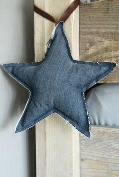 ster van jeansstof