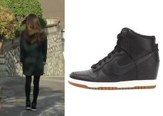 "Han Ye-Seul 한예슬 in ""Birth of a Beauty"" Episode 4.  Nike Dunk Sky Hi Embossed Sneakers #Kdrama #BirthOfABeauty 미녀의 탄생 #HanYeSeul"