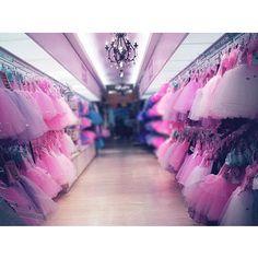 Princess's wardrobe
