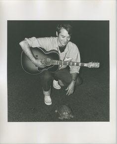 John Fahey & his turtle