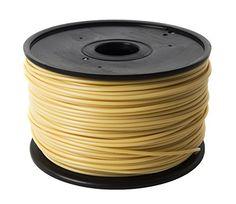 Jet 1.75Mm Khaki Pla Filament 1.3Kg/2.8Lbs Food-Grade Printing Materails For 3D Printers, 2015 Amazon Top Rated Ethylene Vinyl Acetate Adhesives #BISS