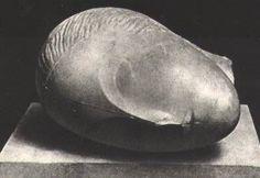 Sleeping Muse, 1910 Constantin Brancusi