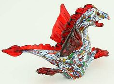 Contemporary and elegant, Murano glass birds and animal figurines will add an exotic flair to your decor. Find a handcrafted sculpture at Glass of Venice. Sculptures, Lion Sculpture, Murano Glass Vase, Glass Figurines, Venetian Glass, Glass Animals, Western Art, Pet Birds, Glass Art