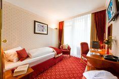 Zimmer & Suiten - Luxuriöser Komfort im Skihotel Salzburger Hof