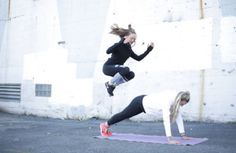 No Equipment Needed Partner Workout | Fitness on Nutrition Stripped