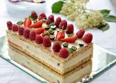 Gâteau de fêtes de mères : tiramisu aux framboises | On dine chez Nanou