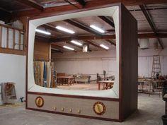 Unique Tradeshow Booth! - Custom Prop Shop | Photo Gallery of Custom Props
