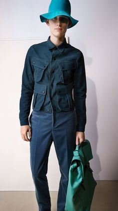 Burberry Prorsum Menswear Spring/Summer 2015 - I want it so bad!!!!
