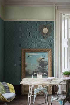 See pictures of Farrow & Ball's new Japanese-inspired wallpaper collection on HOUSE - design, food and travel by House & Garden