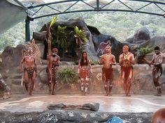Aboriginal Cultural Center, Cairns, Australia