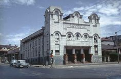 Alhambra Theatre early 1960's. Johannesburg Skyline, Waverly Place, A Moment In Time, Disneyland Trip, Abandoned Buildings, Aesthetic Photo, Beautiful Buildings, Old Photos, South Africa