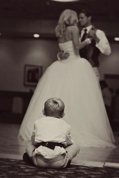 Our son was captivated... http://www.redbarnweddingphotography.com
