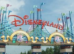 Disney Land in Anaheim California