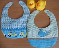 Basic Bib Tutorial | Sew Mama Sew | Outstanding sewing, quilting, and needlework tutorials since 2005.