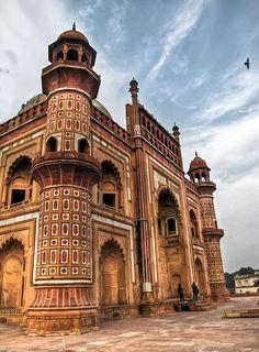 Safdarjung's Tomb, New Delhi, India