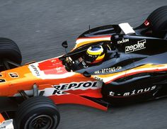 Pedro de la Rosa Arrows 1999