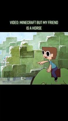 Minecraft Videos, Minecraft Fan Art, Minecraft Designs, Really Funny Memes, Stupid Funny Memes, Funny Laugh, Fanart, Look Man, Just Dream