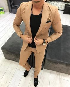Rands%% mens fashion smart in 2019 mens fashion blazer, m Blazer Outfits Men, Mens Fashion Blazer, Mens Fashion Wear, Suit Fashion, Casual Outfits, Men's Outfits, Fashion Guide, Fashion Menswear, Dress Suits For Men