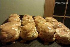 Je tu kopec receptov na veterník. How To Make Perogies, Czech Recipes, Ale, Stuffed Mushrooms, Muffin, Food And Drink, Vegetables, Breakfast, Desserts