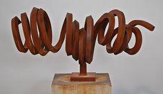 JOAQUIN ESQUER (90cm x 35cm x 45cm) - Sculpture,  35x90x45 cm ©2015 par Joaquin Esquer -  Sculpture