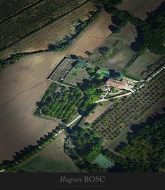 Projet en cours à Bonnieux dans le Lubéron en Provence